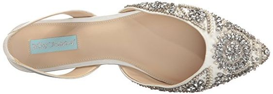 Molly Pointed Toe Flat - Betsey Johnson ($55.00)