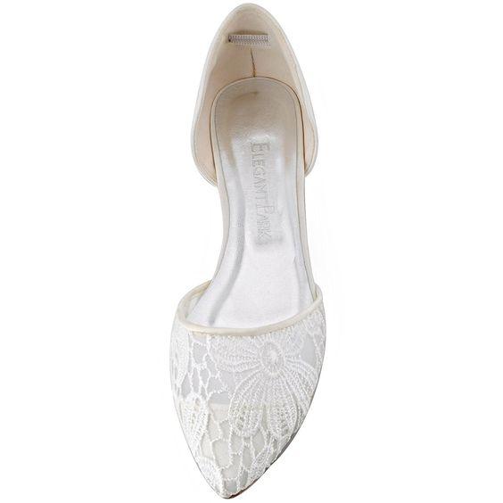 ElegantPark Comfort Wedding Flat ($45.00)