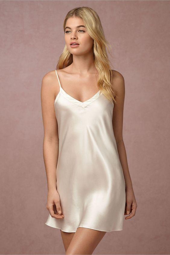 BHLDN - Alma Silk Dress ($99)