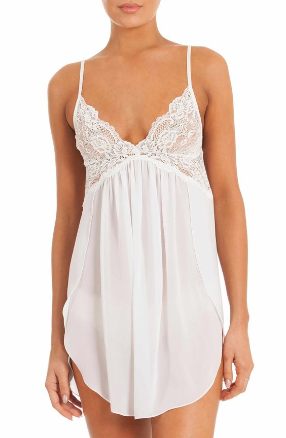 Nordstrom - In Blood Chemise ($54)