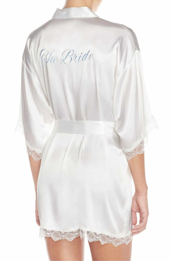 Nordstrom - In Bloom The Bride Robe ($58)