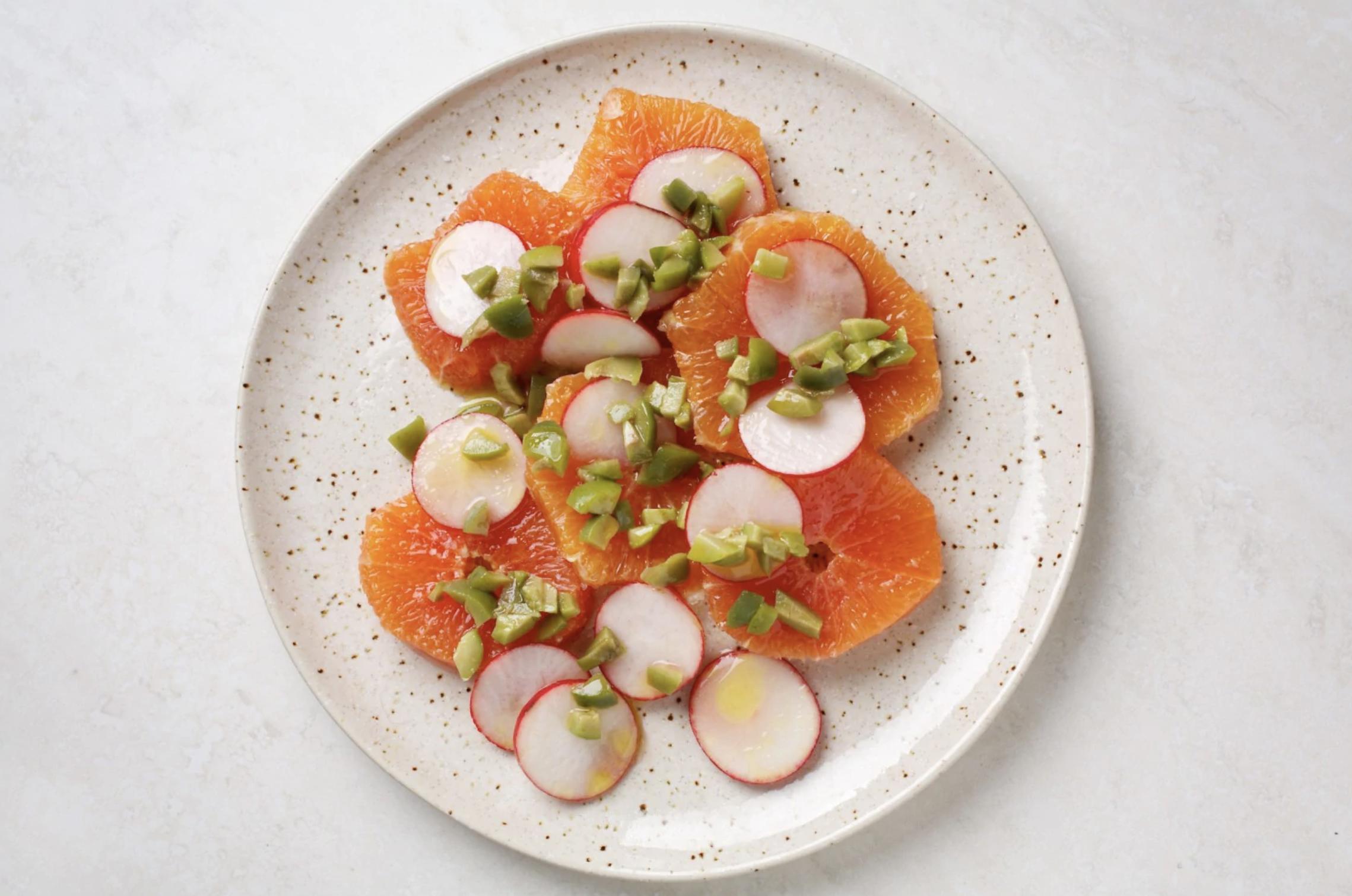Julie Turshen Citrus Salad