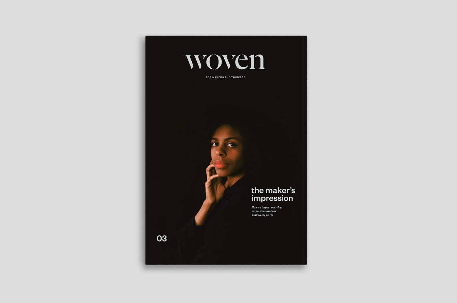 Woven Issue Three