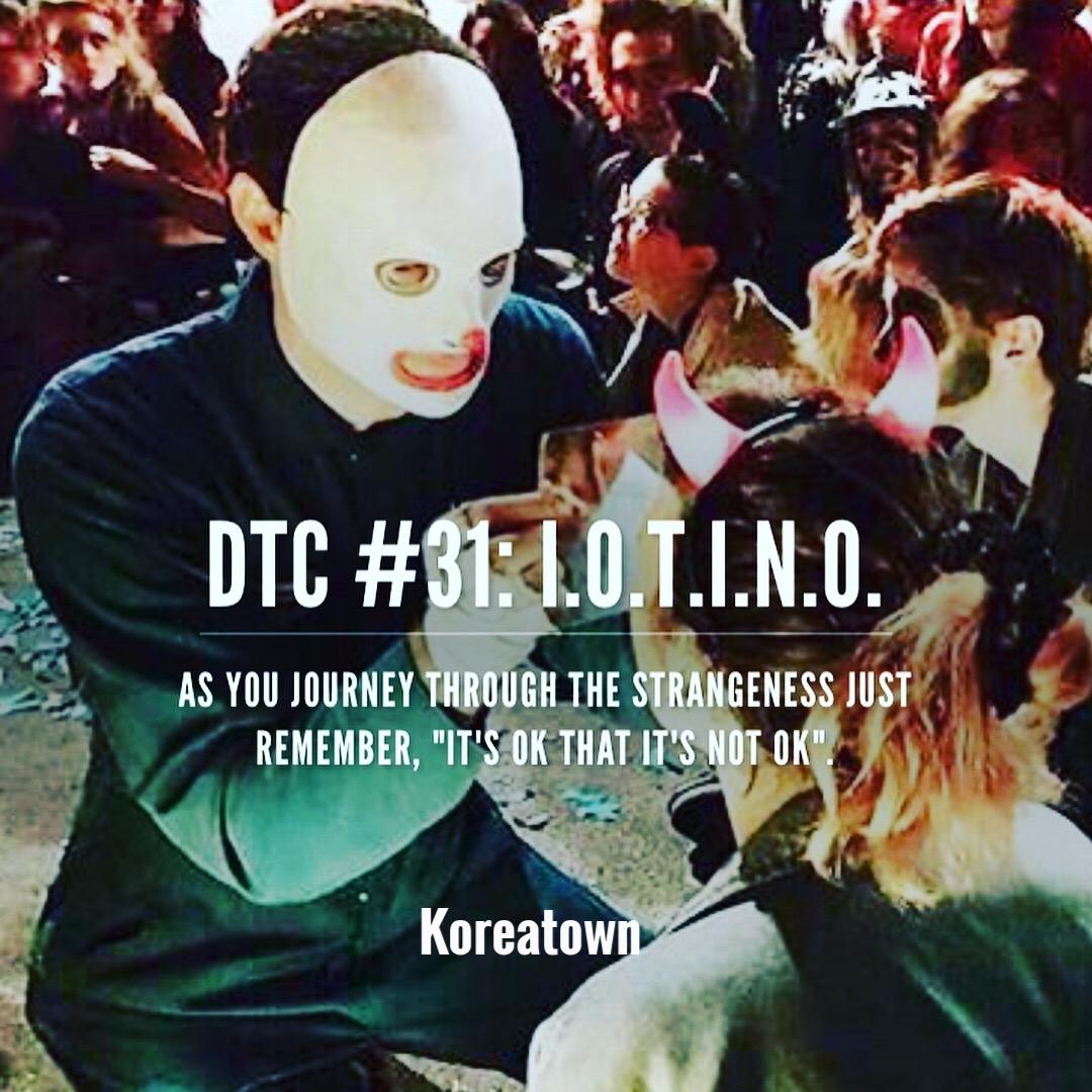 DTC 31: I.O.T.I.N.O.