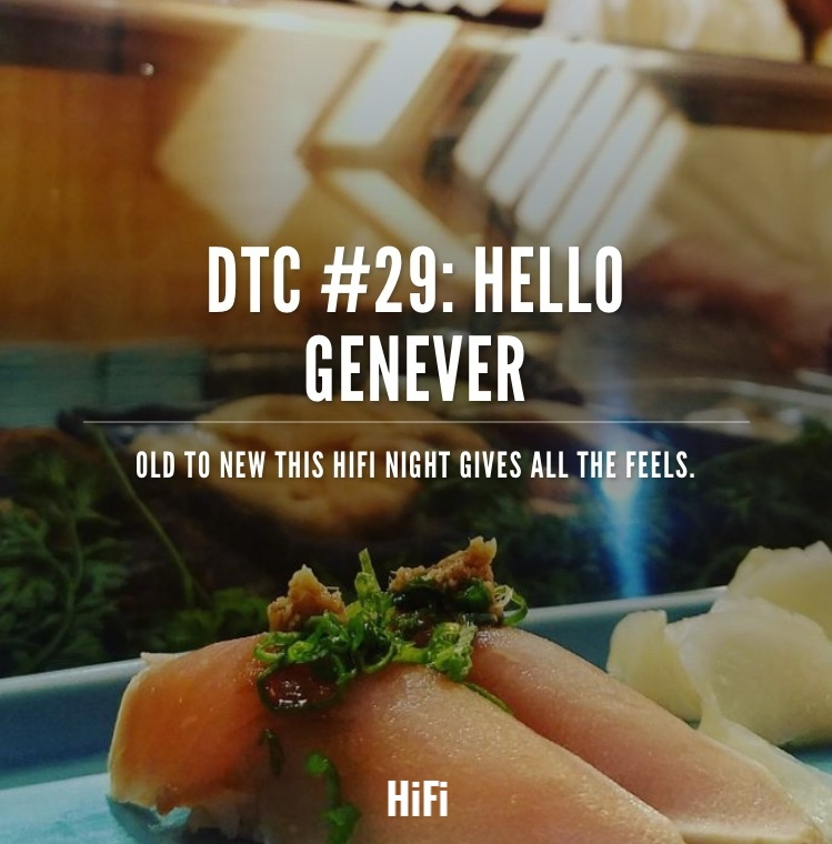 DTC 29: Hello Genever