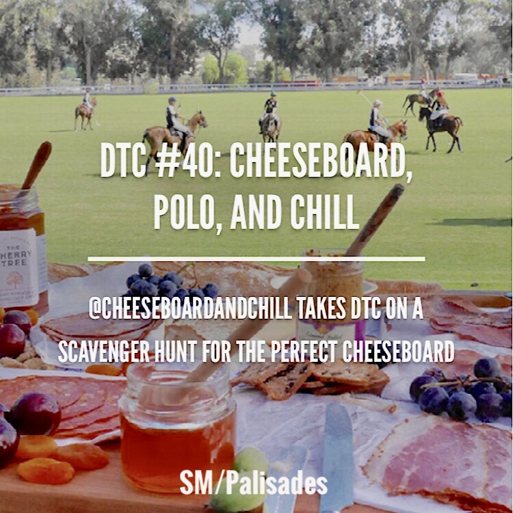 A cheeseboard adventure through Santa Monica picking up wine from Wine Expo, meats at A Cut Above, next cheese at Andrews Cheese Shop and finally a polo match at Will Rogers State Park.