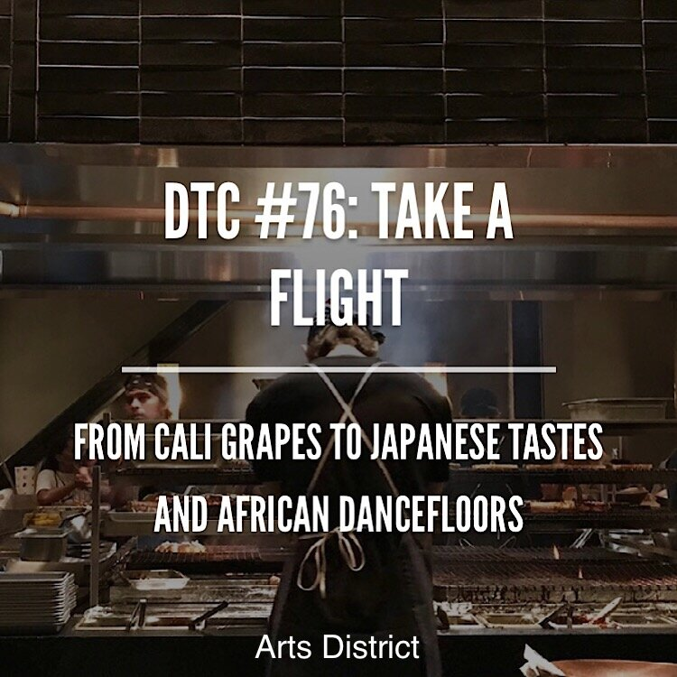 Sip a flight of wine at Pali Wine Co then eat yakitori at Inko Nito before hitting the dancefloor at The Moroccan Lounge.