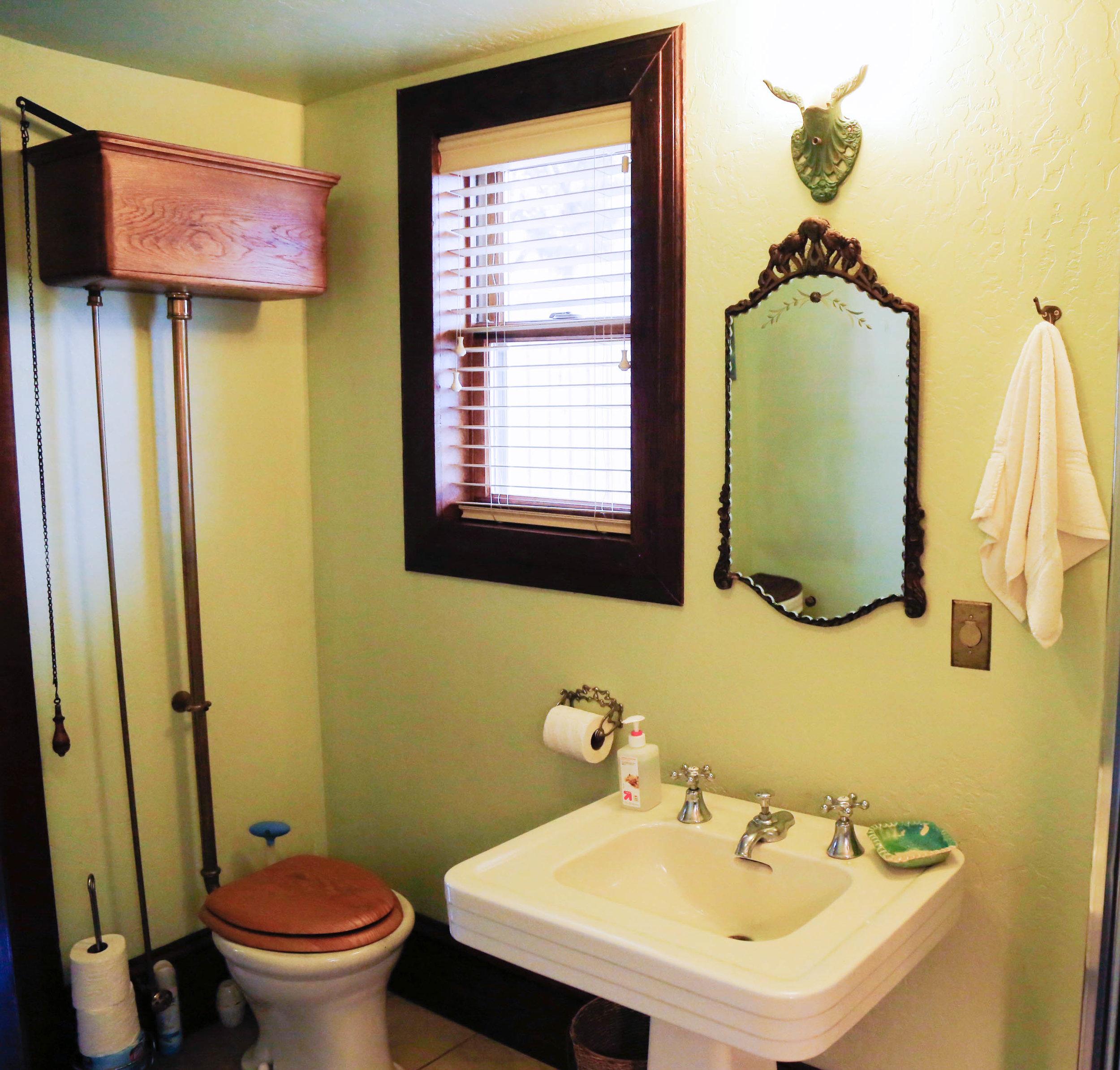Chapel Cottage bathroom