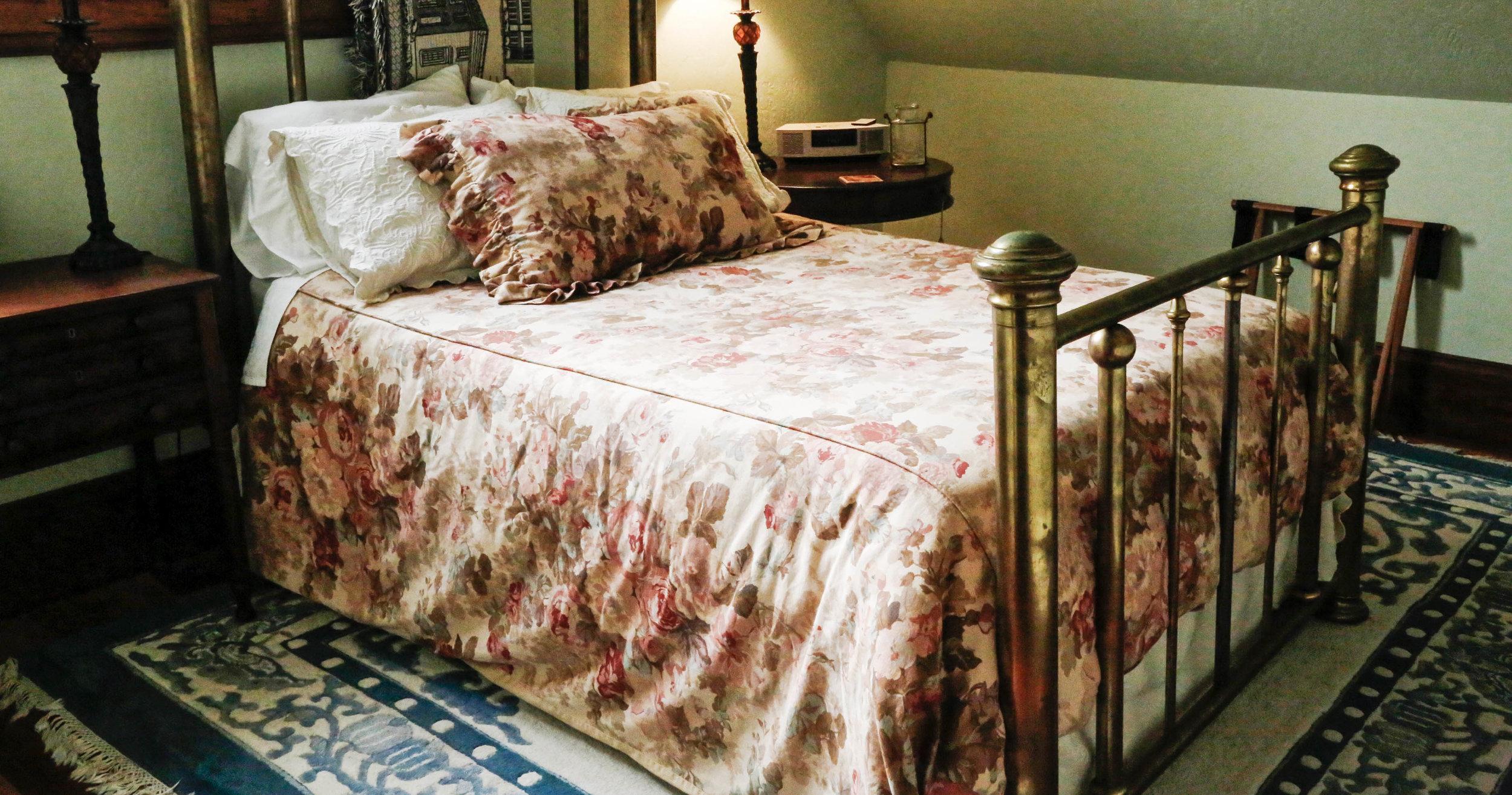 Chapel Cottage bedroom