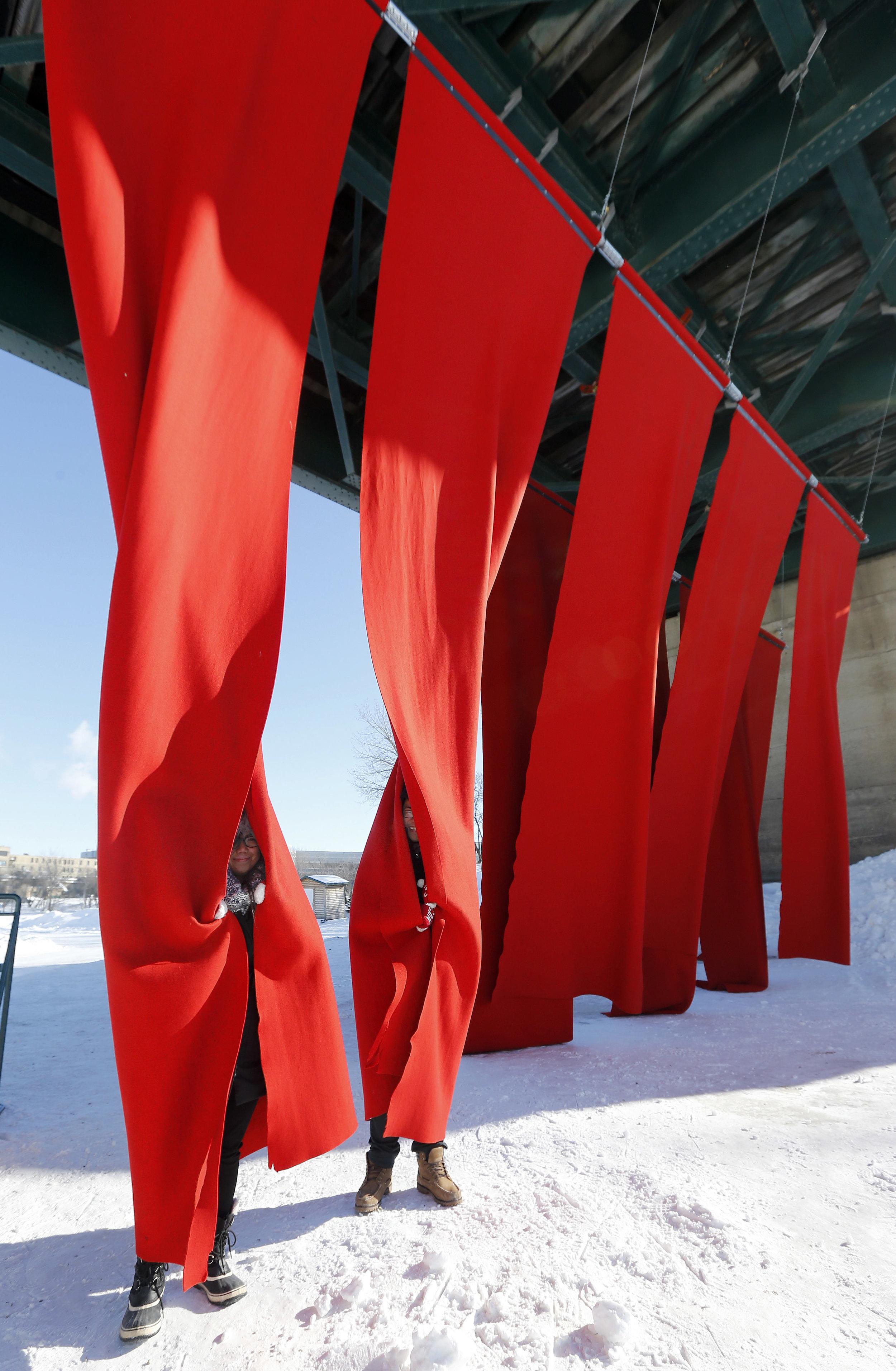 Public Art Management _Red Blanket 2015 - credit Ken Gigliotti.jpg