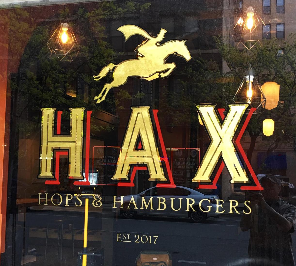 HAX Printers Row