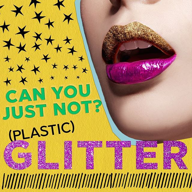 "Now up: a new regular feature called ""Can You Just Not?"" Researching this helped change my mind -- a bit. Big thanks to @eco.glitter.fun -- and hey, @bestival ! Could you ban plastic glitter? K, Thanks. . . . . . . . #festival #glitter #festivalstyle #ecofashion #Festivalfashion #sustainablefashion #bestival #ecoglitter"