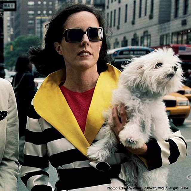Kate Spade influenced a generation of designers with bold colors and lines that eschewed neutrality and found  timelessness. RIP Kate. ♠️