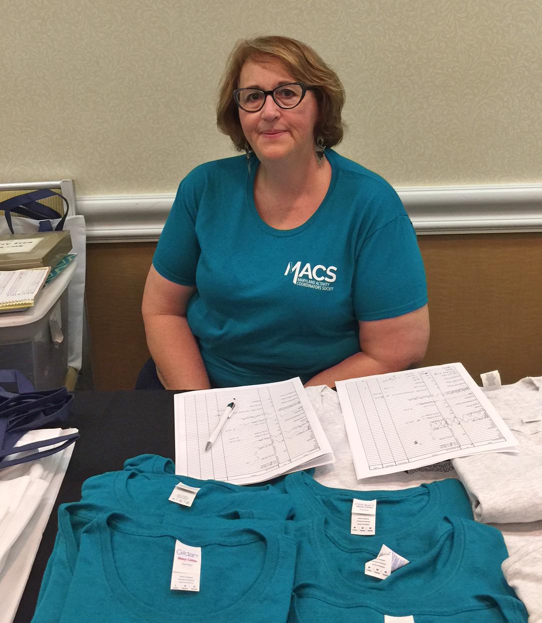 Treasurer   Kathy Neville, ADC