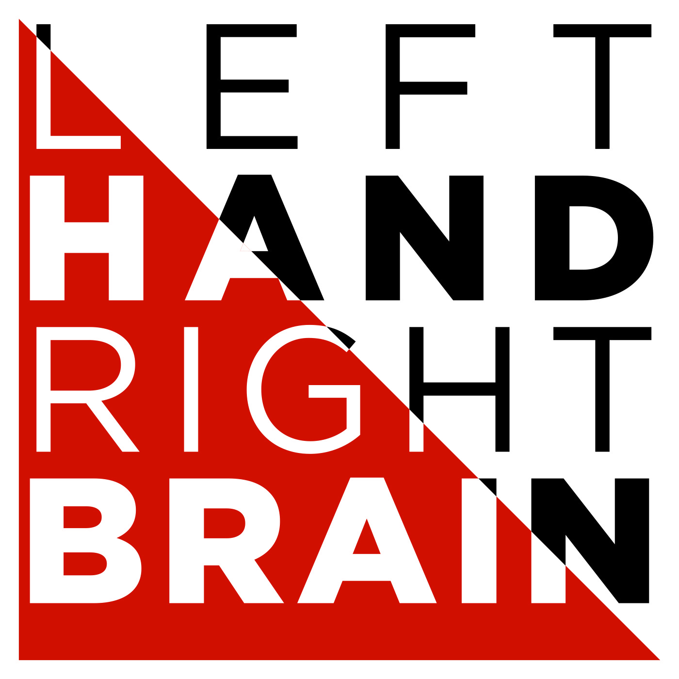 Left Hand Right Brain