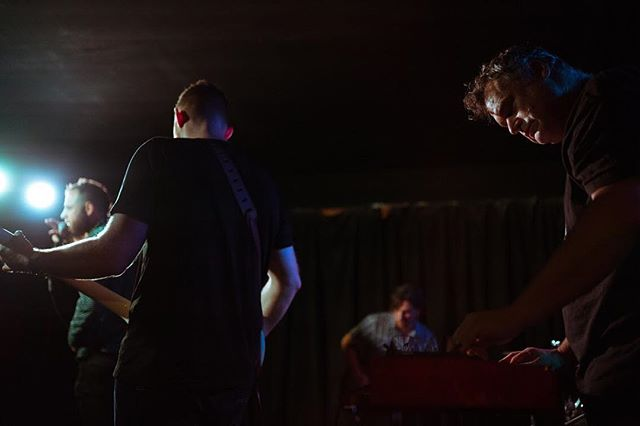This is a moody one from our album launch