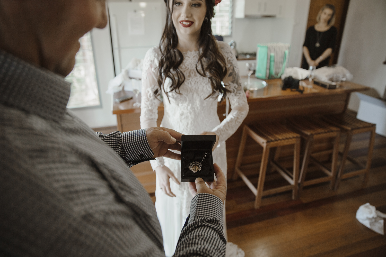 Yandina Station Wedding