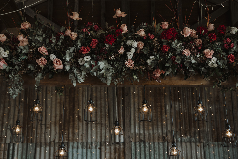 Styled real wedding Yandina Station