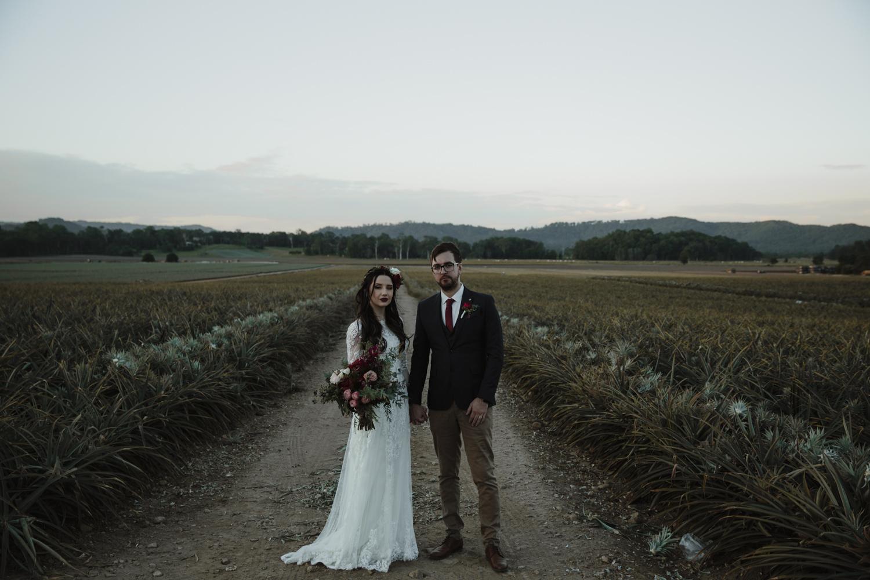 Sunshine Coast wedding Photos