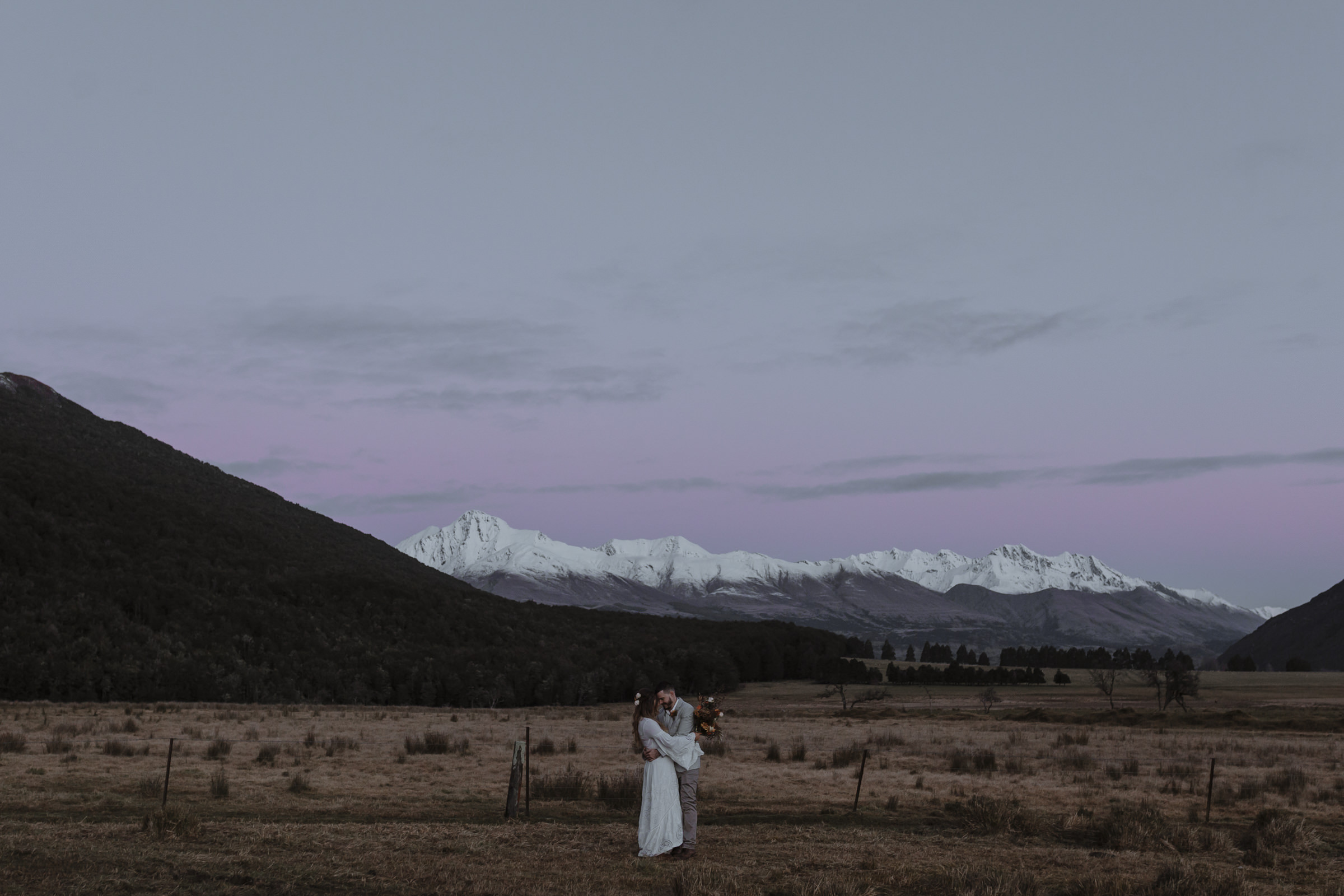 Epic New Zealand Elopement