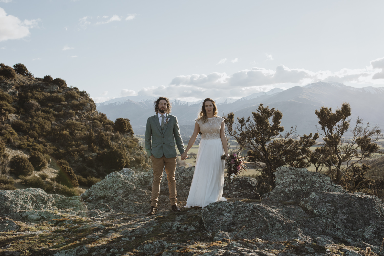 Wanaka Wedding New Zealand