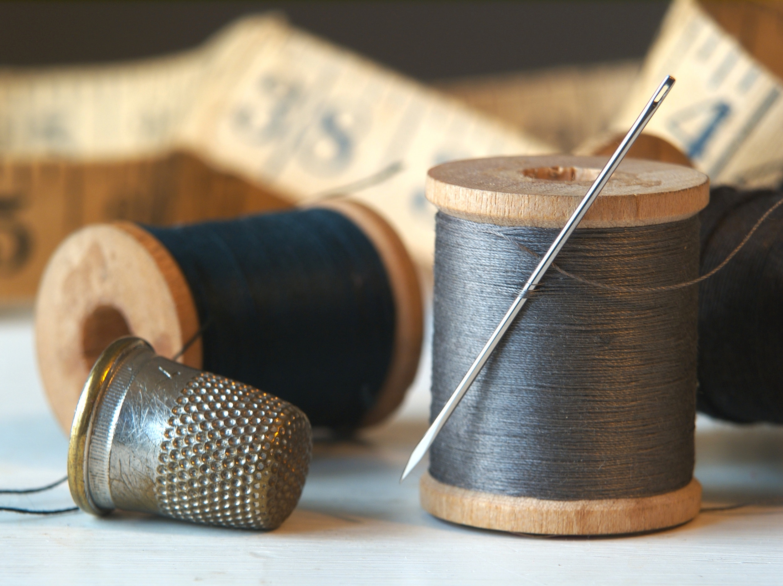 TAILOR TACKS & PINS - CUSTOM CLOTHINGALTERATIONS & ADULT SEWING CLASSES