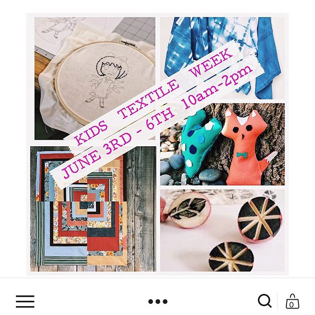 One spot left for our textile week, don't delay its going to be amazing. Link in bio
