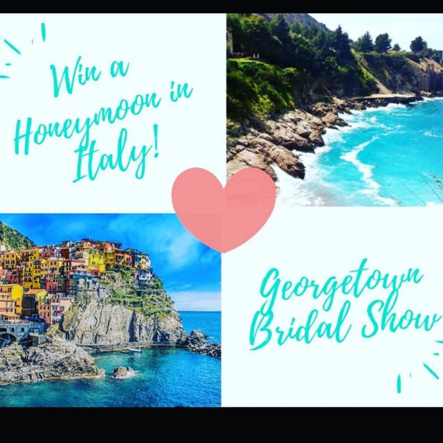 Yallll!!! Don't miss out on a chance to win an amazing honeymoon trip to Italy AND taste our delicious food. Come see us at the Georgetown bridal show this Sunday! We will be there from 11-3pm. #bridalshow #georgetowntx #bridesofaustin #catering #weddingcatering #food #corporatecatering #courtneyscatering