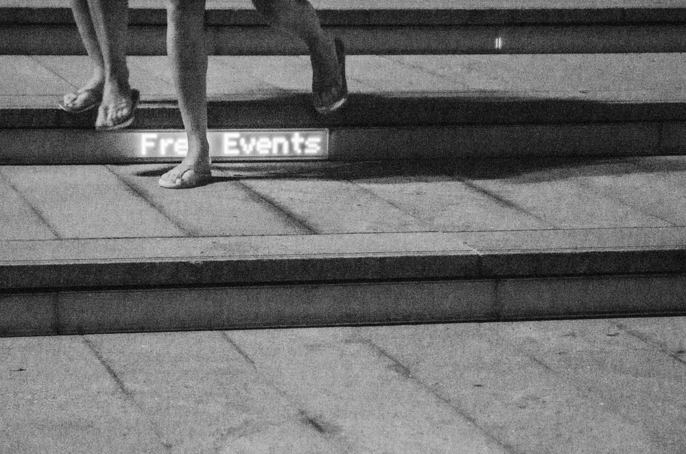 "NYC STREETS: ""FREE EVENTS"""