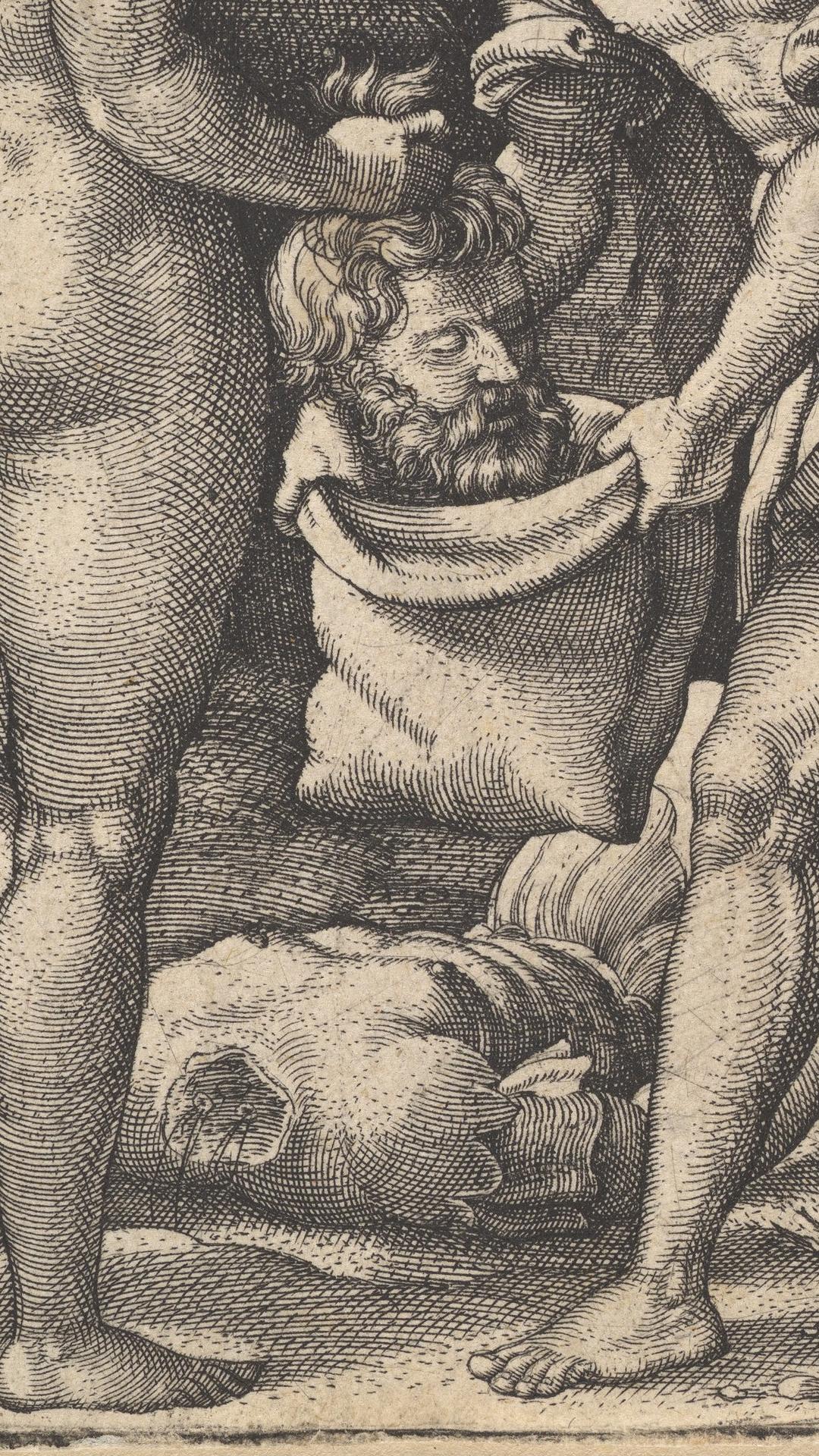 Tomyris Hiding King Cyrus's Head.jpg