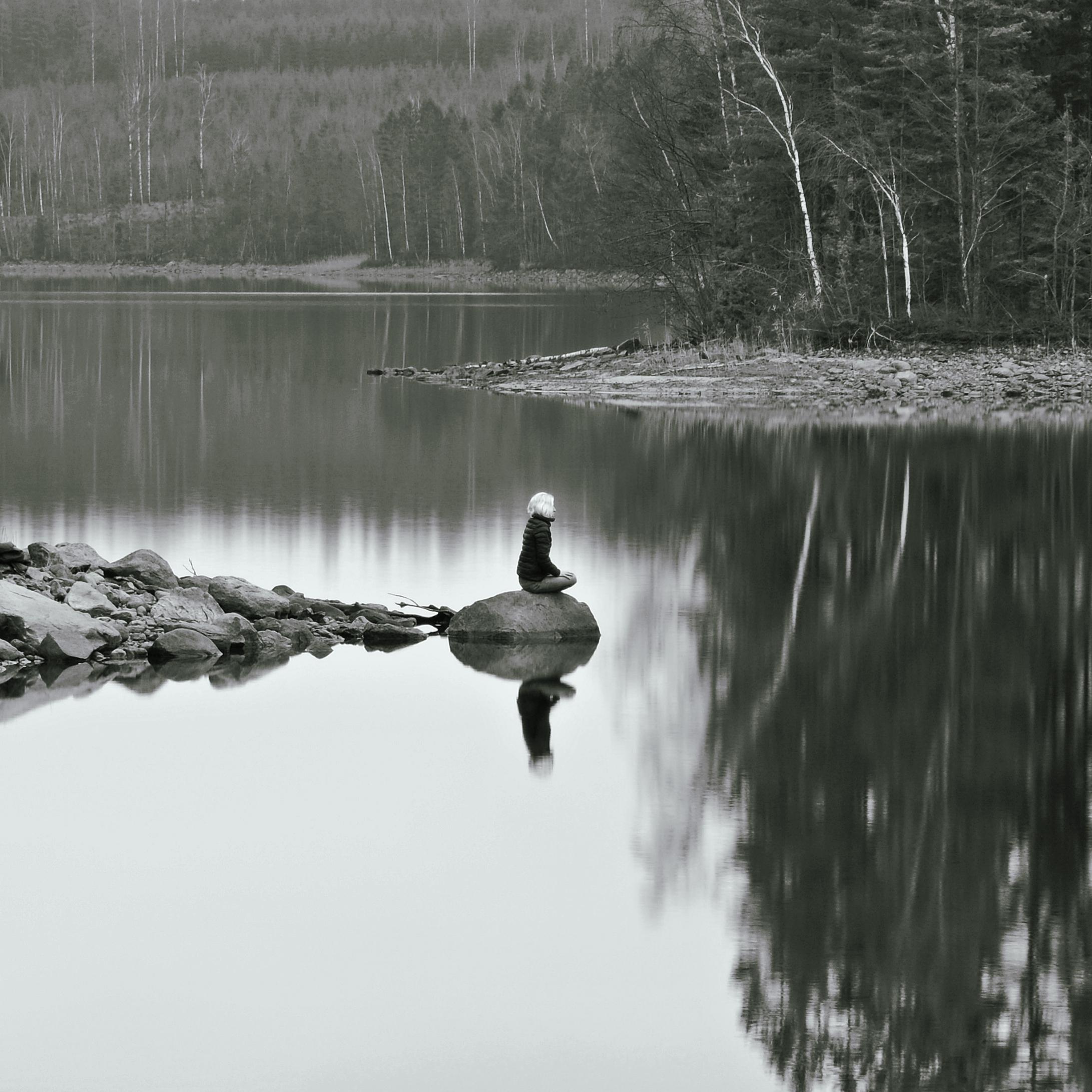 Hitta en egen plats i naturen