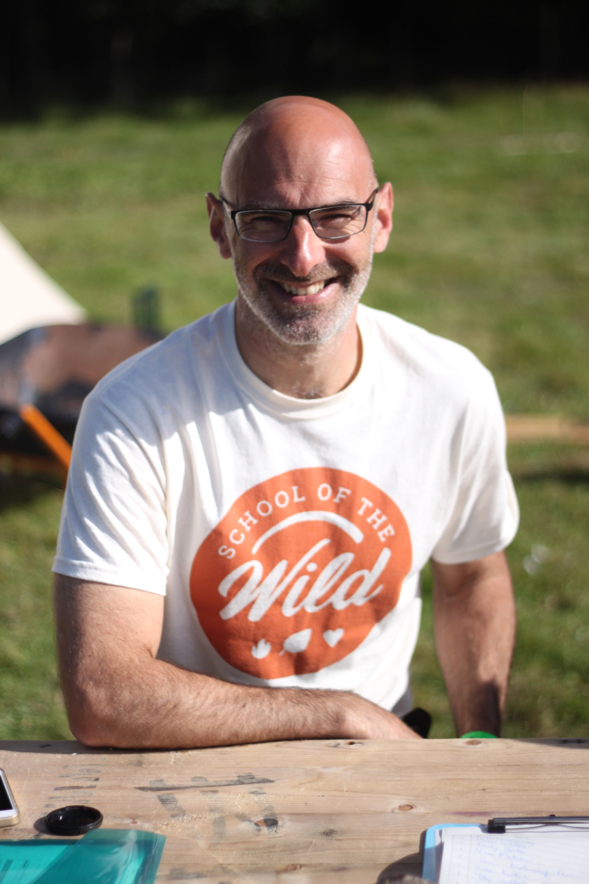 Nigel BermaN, Founder of school of the wild