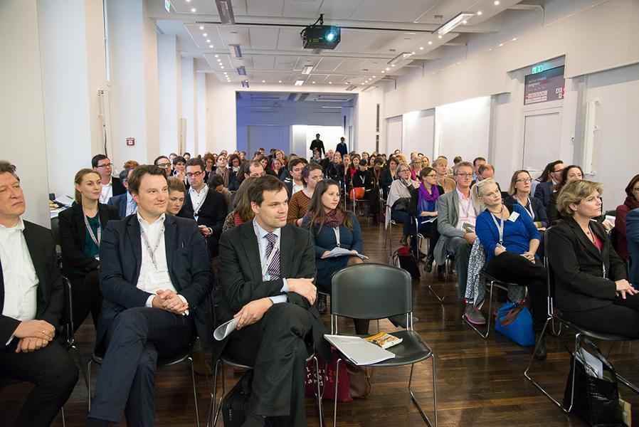 Causales, KulturInvest-Kongress 2015, Foto: Philipp Sattler