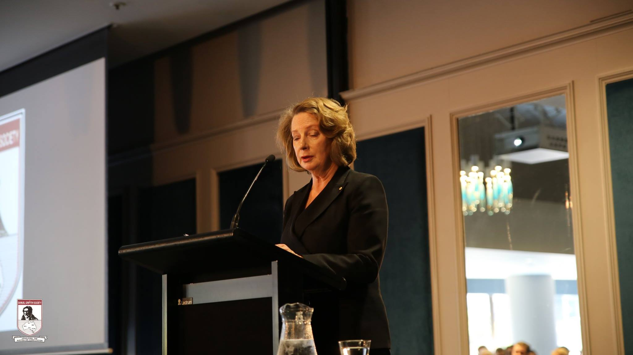 The Honourable Chief Justice Susan Kiefel AC delivers the Tenth Sir Harry Gibbs Memorial Oration in Brisbane