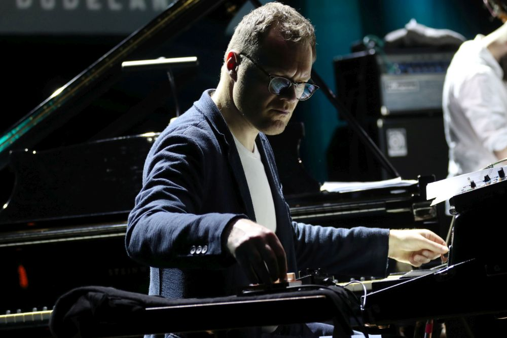 Like a Jazz Machine / Opderschmelz Dudelange (May 2018)
