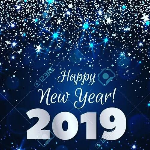Happy new year!! 2019