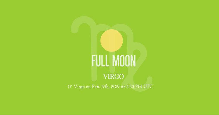 Feb  19th Full Moon in Virgo — Arik Xander