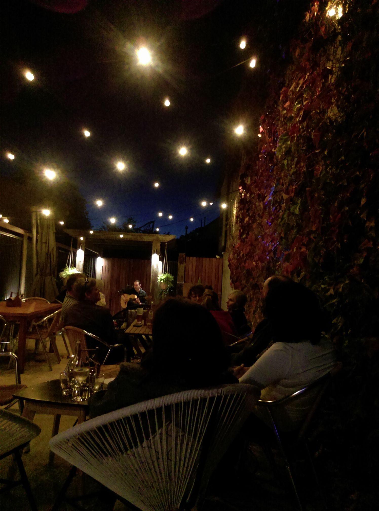 Evening functions in terrace.jpg