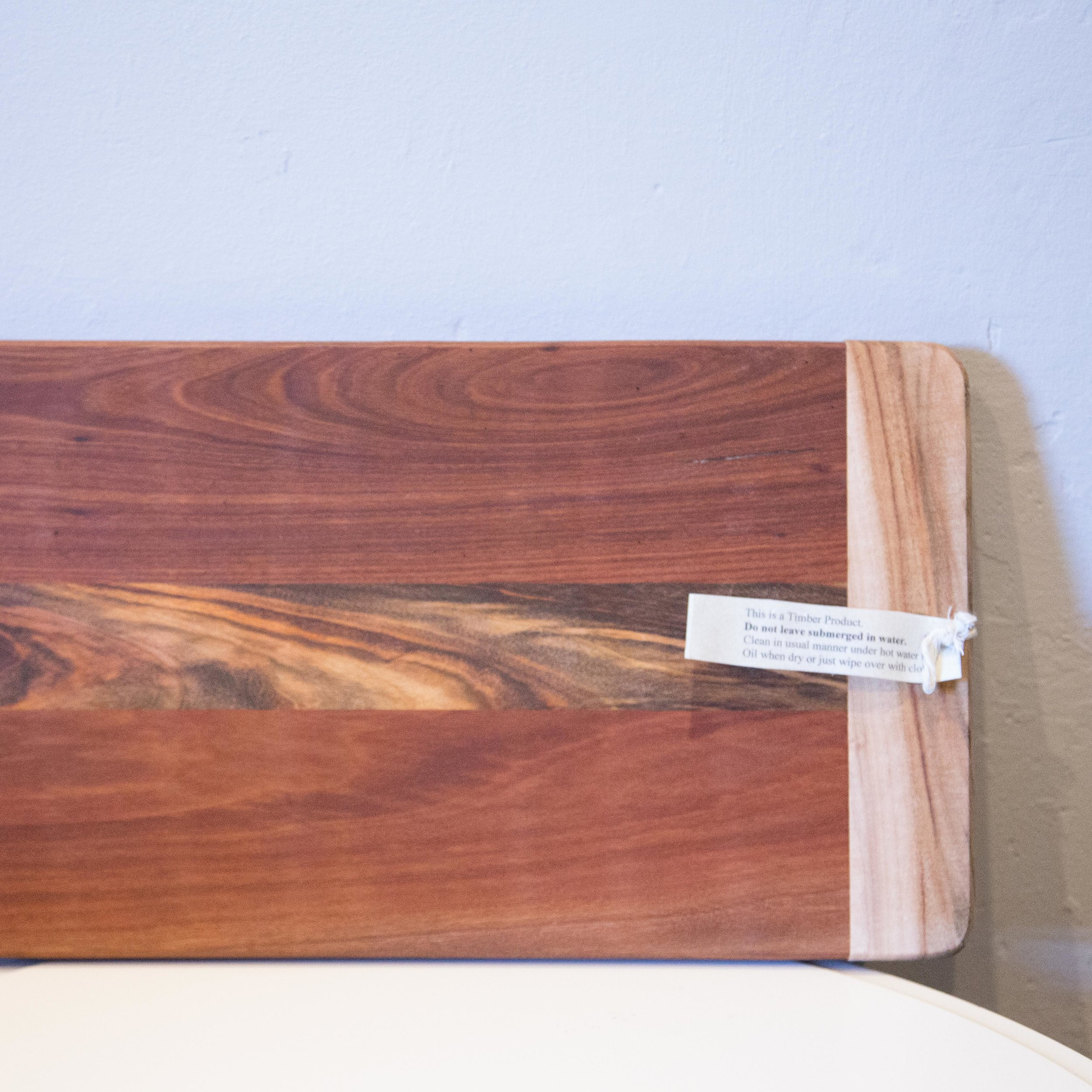 Large and Small Bread Boards