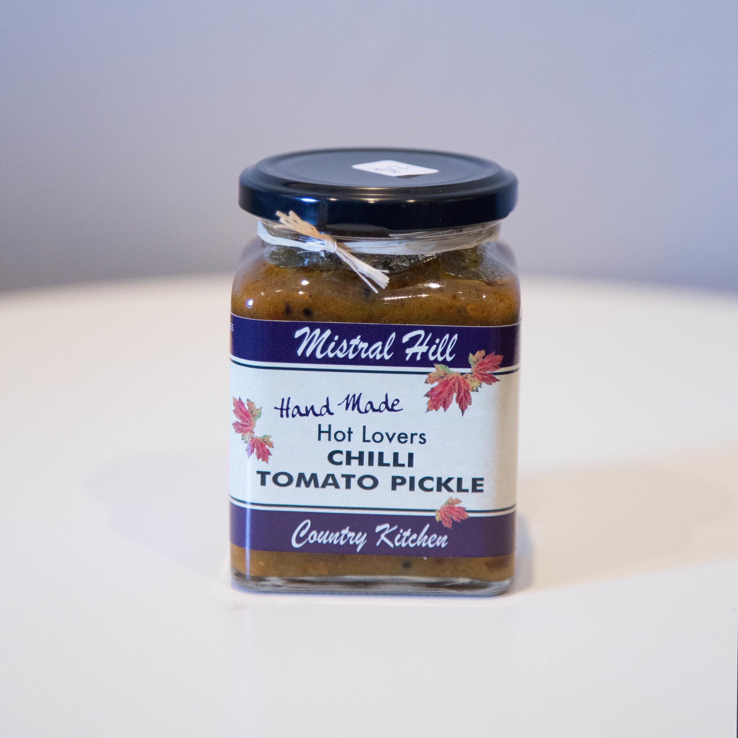 Mistral Hill - Chilli Tomato Pickles - $12