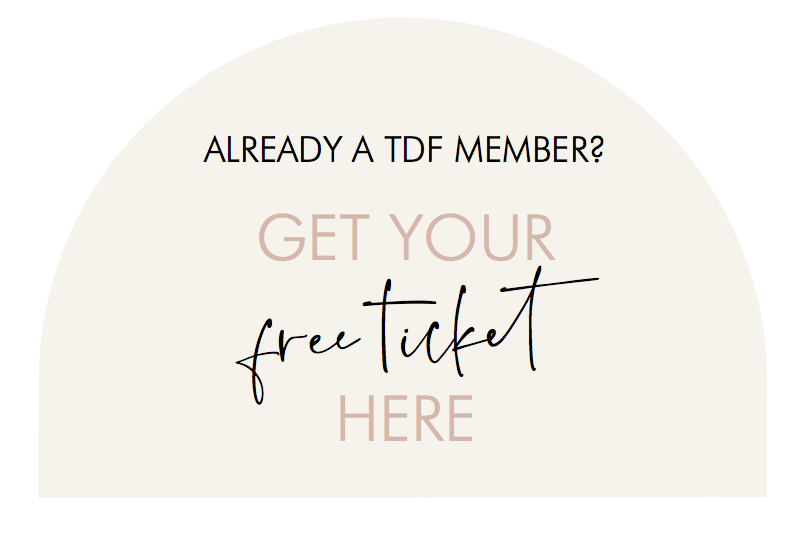 ALREADY A TDF MEMBER