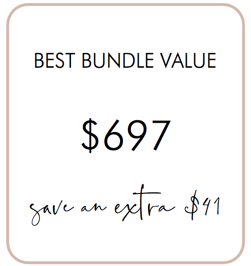 BEST BUNDLE VALUE