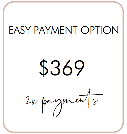 EASY PAYMENT OPTION