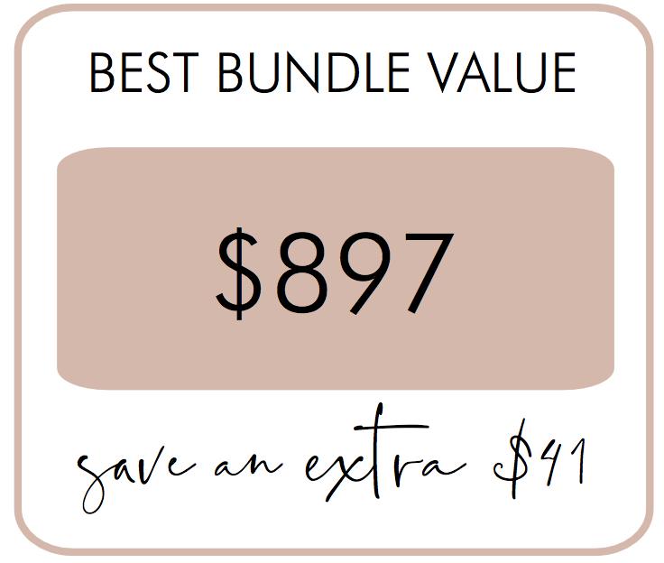 Bonus Bundle $897