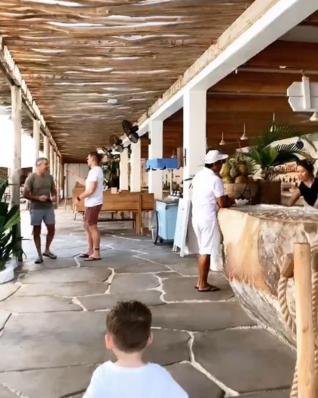Ahhhhhh!!! Looking forward to spending the afternoon here 🍸 We got a little sneaky peek before it opened for the day #itsinsane Sebby's going to have a ball!! 🙌🏼 #mrssippy @mrssippybali #Bali #travel