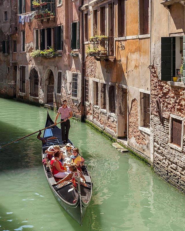Classic Venice.
