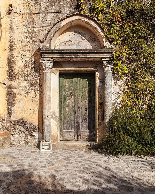Rustic charm in Ravello.