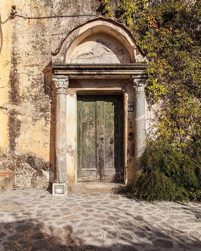 Rustic charm in Ravello.
