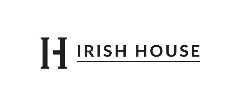 Irish House Logo BW small.jpg