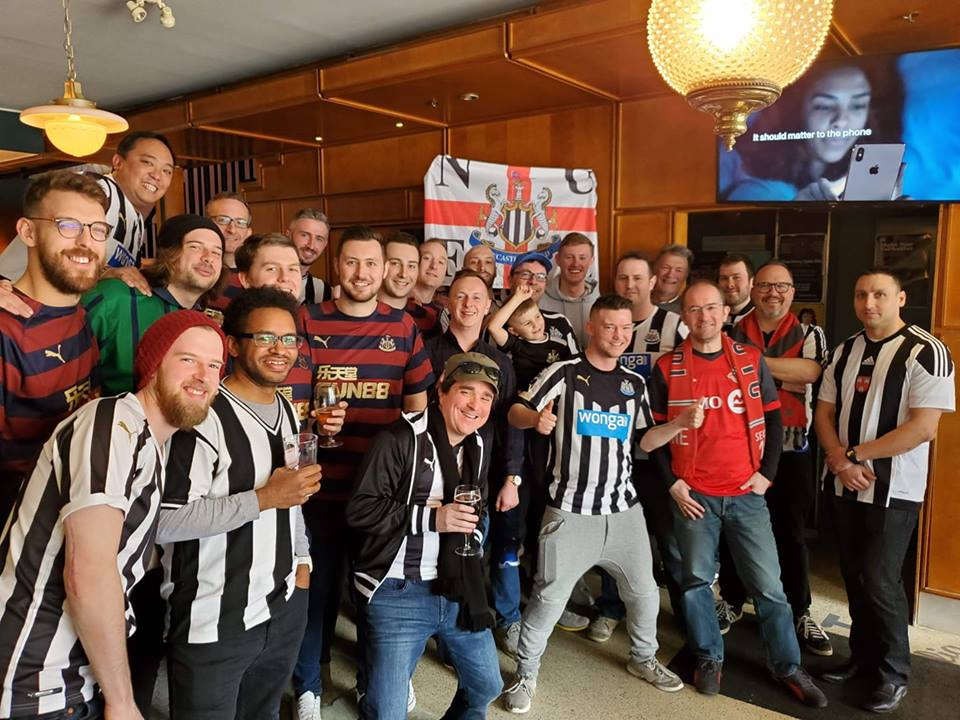 Sean Longstaff joined Toon Army Toronto for a recent match!